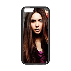iPhone 6 Case, [Nina Dobrev] iPhone 6 (4.7) Case Custom Durable Case Cover for iPhone6 TPU case(Laser Technology) by ruishername
