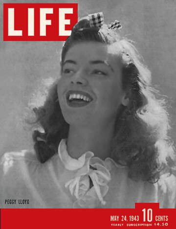 Life Magazine May 24 1943:  MOVIE: 'THE OX-BOW INCIDENT'; THEATER: 'Oklahoma' premiere of the ground-breaking broadway musical smash!; PHOTOGRAPHIC ESSAY: Spring on a Farm in Lancaster County, Pennsylvania; Army Takes Over abandoned railroad in South Pacific; see additional info below