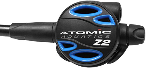 - Atomic Z2 Second Stage Regulator (Blue)