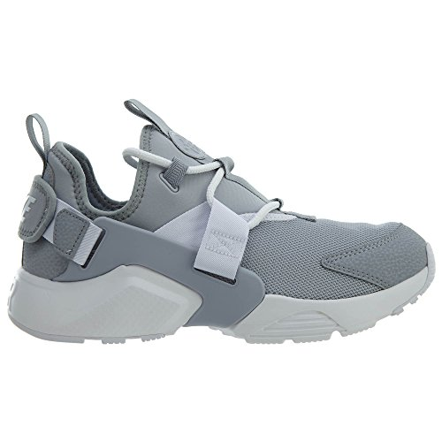 NIKE Air Scarpe 001 Huarache Running W City Donna Low Wolf Multicolore Grey rr6qaX