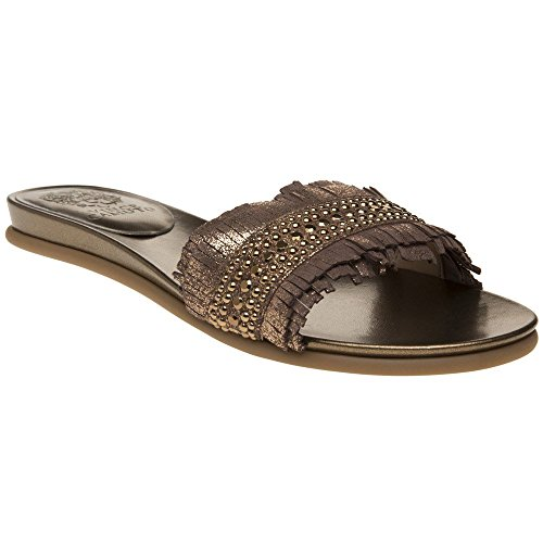 Ettina Metal Brown Camuto Vince Brown Sandals 6fn8Bgqwx5