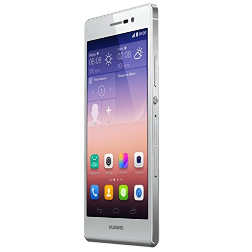 HUAWEI Ascend P7 P7-L10 16GB Unlocked GSM 4G LTE Smartphone (White)