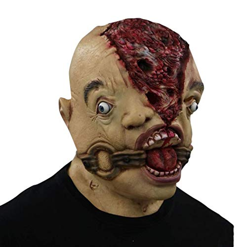 Bloody Zombie Mask Halloween Scary Masks Party Cosplay