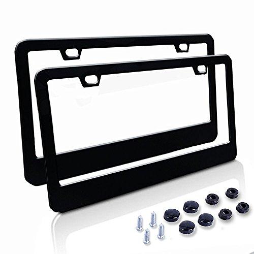 shell license plate frame - 4