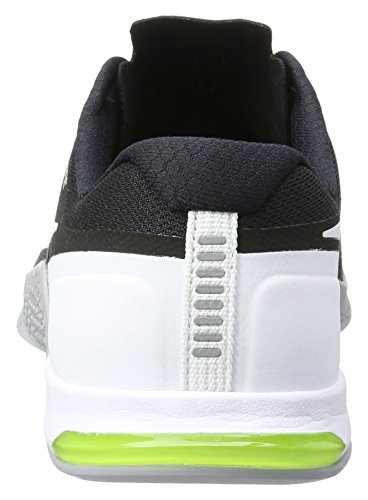 Nike Metcon 2 Herre TrainingsSko 819.899-001 Sort (sort / Ulv Grå / Volt / Hvid) mV7vlEpll7