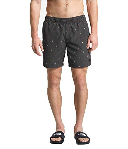 ab8cf07f8 The North Face Men's Class V Pull On Trunk, Asphalt Grey Campfire Print,  Size