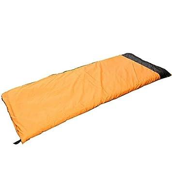 SUHAGN Saco de dormir Durante La Primavera Y El Otoño Cálido Gruesas Bolsas De Dormir Camping Camping Piscina Adulto Sacos De Dormir Fuera, ...