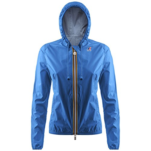 Way K FRANCE manica BLUE lunga donna Plus Giacca Lily gPrwqPd