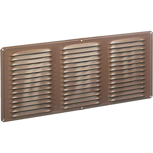 - Air Vent Aluminum Under Eave Vent Pack of 24