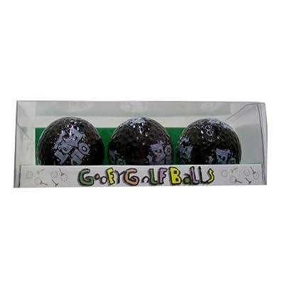 Amscan Old Fart Golf Balls Gag Gift Set of 3