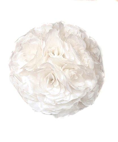 10-Pack-Romantic-Rose-Pomander-Flower-Balls-Rose-Bridal-for-Wedding-Bouquets-Artificial-Flower-DIY-White