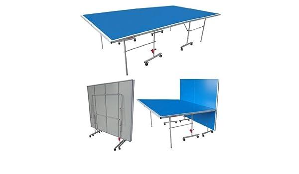 Giant Dragon - Mesa de ping pong plegable incluye red, raquetas y ...