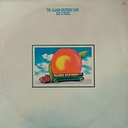 Allman Brothers Band Eat A Peach - Allman Brothers Band, The - Eat A Peach - Capricorn Records Inc. - CAP 67501, Capricorn Records Inc. - (2 CP 0102)