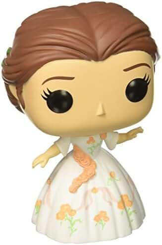 Funko POP Disney: Beauty & The Beast Celebration Belle Toy Figure