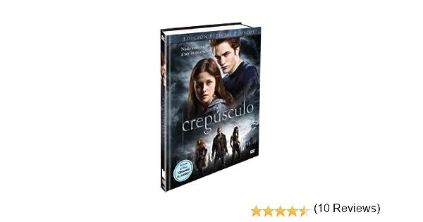 Crepusculo (Ed. Libro) [DVD]: Amazon.es: Kristen Stewart, Robert Pattinson, Catherine Hardwicke, Twilight, Kristen Stewart, Robert Pattinson, Wyck Godfrey: Cine y Series TV