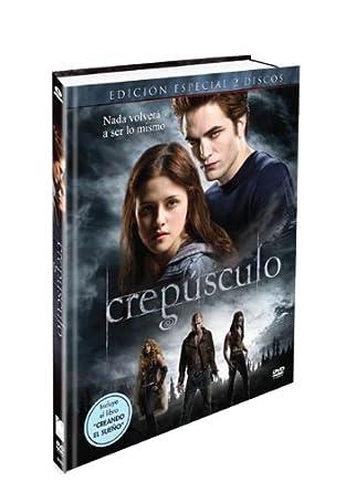 Crepusculo (Ed. Libro) [DVD]: Amazon.es: Kristen Stewart, Robert ...