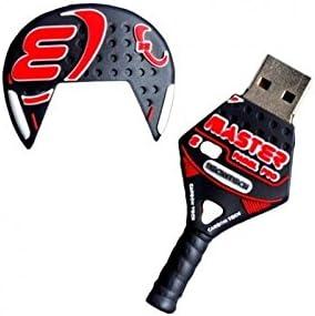 Tech One Tech PCS72009TEC504616 - Memoria USB de 16 GB, Color Rojo ...