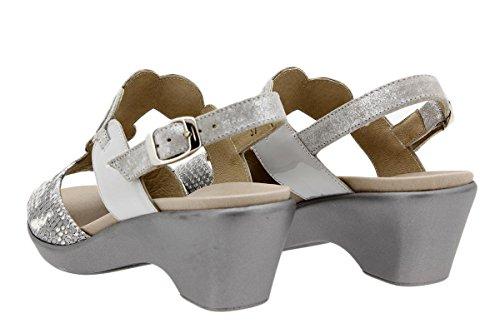 Semelle En Femme Amovible À Confort 1857 Sandales Amples Chaussure Piesanto Cuir Natural Confortables q4T8wxBA