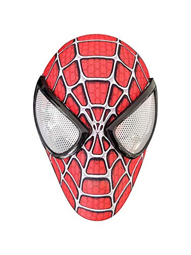 CosplayLife Amazing Spider-Man MASK - Mask Adult Spider Man