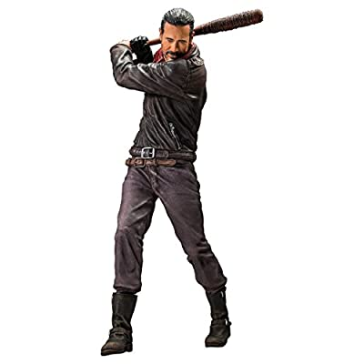 McFarlane Toys The Walking Dead 10-inch Negan Deluxe Figure: Toys & Games