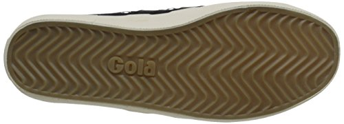 Gonna Donna Fashion Coaster Fashion Nero / Nero / Bianco Sporco