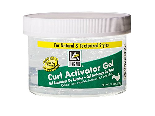 Long Aid Activator Gel Extra Dry, 10.5 Ounce (Activator Wave)