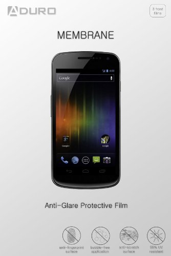 MEMBRANE Anti Glare Protector Samsung Packaging
