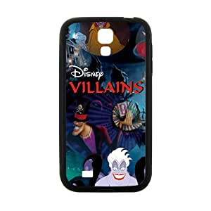 Villains by disney freak Case Cover For samsung galaxy S4 Case