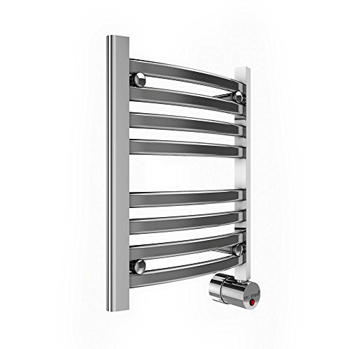 Mr. Steam W216 PC Series 200 20-Inch High by 16-Inch Wide 120-Volt Electric Towel Warmer, Polished Chrome ()
