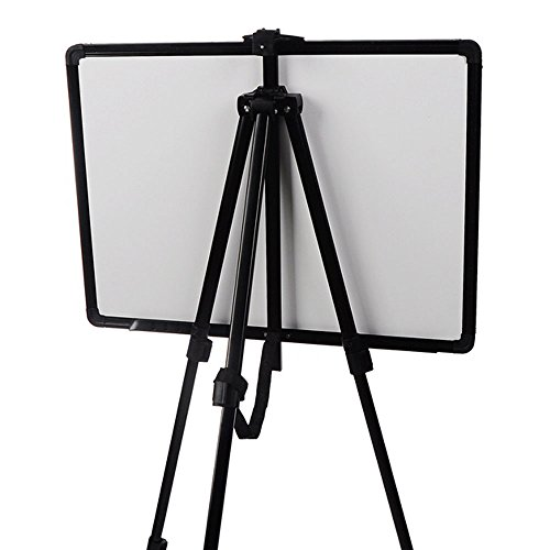 Odowalker Soccer Football Tactic Coaching Board Strategy Game Plan Whiteboard Dry Erase Marker Board Training Equipment - Large Size with Tripod Stand and Carrying Tote by Odowalker (Image #3)'