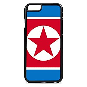 Case Fun Case Fun Flag of North Korea Snap-on Hard Back Case Cover for Apple iPhone 6 4.7 inch