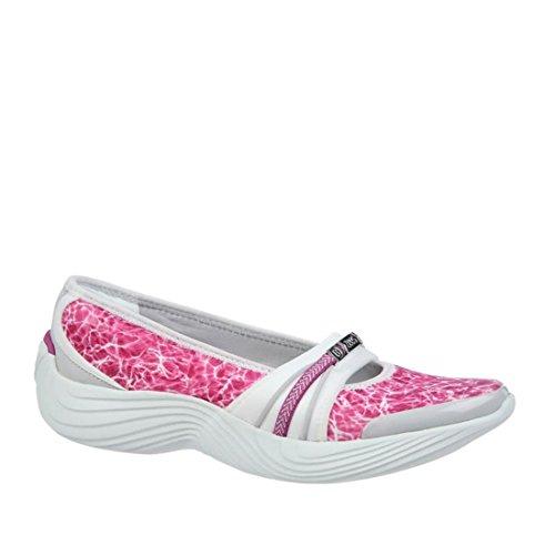 Bzees Twinkle Mary Jane Athleisure 529-293 Tintura Color Rosa
