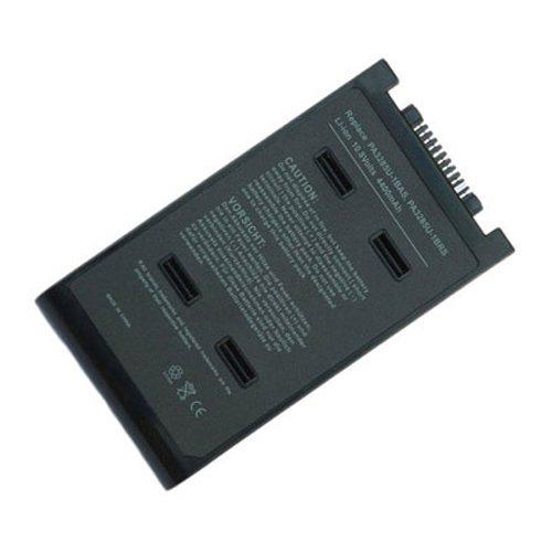 Toshiba Qosmio G20-102 Laptop Battery (6 Cell 10.8V 4400mAh) - Replacement For Toshiba PA3285U-1BAS (Pa3285u 1bas Battery)