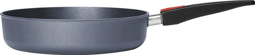 Woll Diamond Lite cast high edge pan with a removable handle, diameter 24 cm, 7 cm high, 2.5 l content, 1724DPS