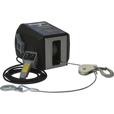 Dutton-Lainson StrongArm 120V AC StrongArm Electric Winch with Remote - 1800-Lb. Capacity, Model# SA7015AC