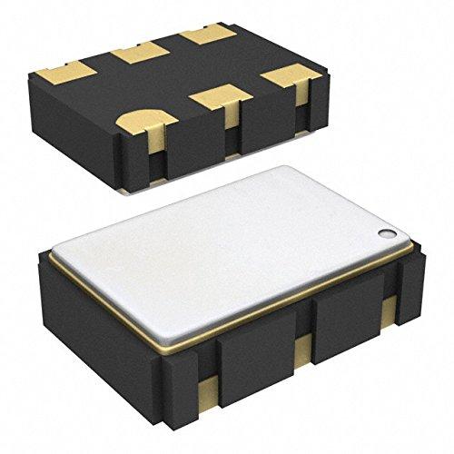 ASG-P-V-A-1.000GHZ, Oscillator VCXO 1000MHz ±5ppm (Tol) ±50ppm (Stability) LVPECL 55% 3.3V 6-Pin SMD Bulk
