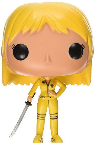Funko - Pdf00004103 - Figurita de Cine - Pop - Kill Bill - Beatrix Kiddo - Fig-Head Beatrix Kiddo Kill B