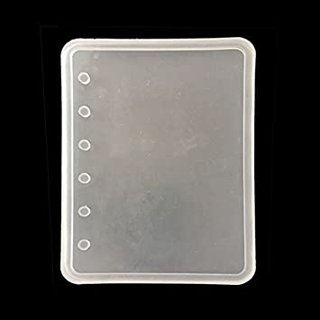 Bloc de notas de pescar de rungao DIY molde de silicona resina de silicona molde joyería molde DIY Craft hacer: Amazon.es: Hogar