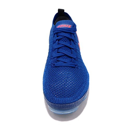 Racer Black Blue Men's Crimson Air Crimson Total 2 Vapormax black NIKE Blue Total Flyknit Racer vzRBxnqP