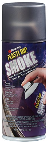 Performix 11220 Plasti Dip Smoke Multi-Purpose Rubber Coatin