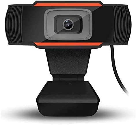 HD Webcam 1280 x 720p Streaming Web Camera with l Microphones