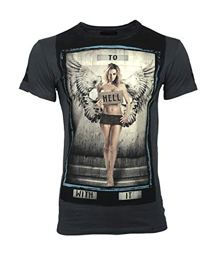Religion Clothing T-Shirt Homme to Hell Dark