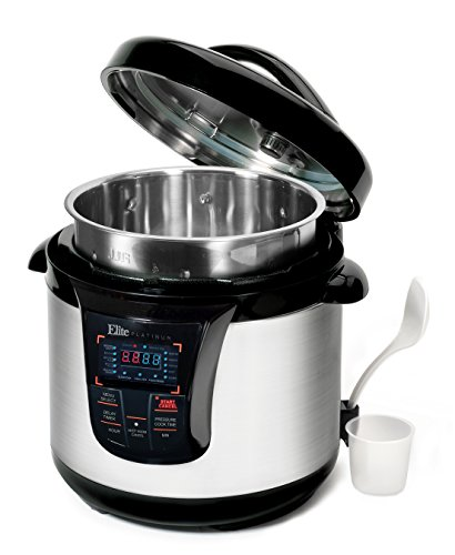 8 cup rice cooker in stainless - 6