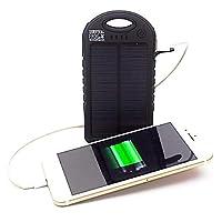 EasyPower 5,000mAh Dual USB Solar Power ...