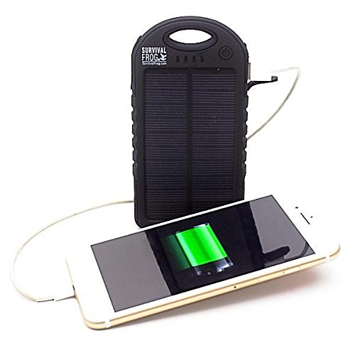 Phone With Solar Panel - 9