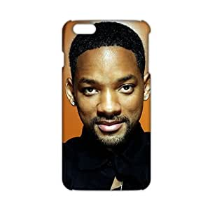 Kingspecially Fortune will smith movies 3D cell phone case cover and WMbGfxxvAh9 Cover for Iphone 6 Plus