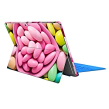 Masino Innovational Protective Decal Sticker Cover Skin Protector for Microsoft Surface Pro 4 (1 PCS, DECAL- Pink CANDY)