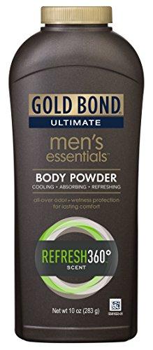 Gold Bond Ult Mens Ess Bd Size 10 Oz Gold Bond Ultimate Men'S Essentials Body Powder ()
