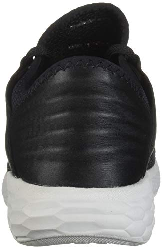 New Balance Men's Cruz V2 Fresh Foam Running Shoe, black/castlerock/nubuck, 7 D US by New Balance (Image #2)