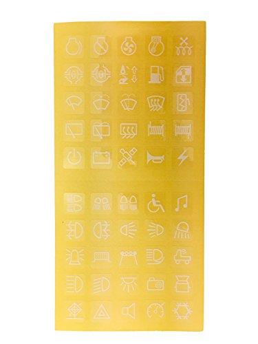 iztor-50pcs-car-truck-caravan-dash-board-instrument-panel-decal-sticker-labels